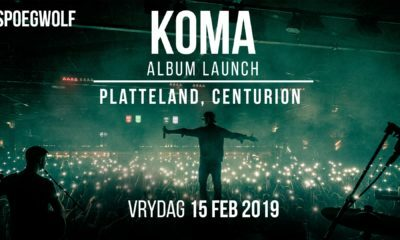 Spoegwolf's 'Koma' album in its finishing stages