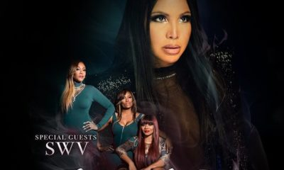 Toni Braxton's gearing up for 'As Long As I live' tour