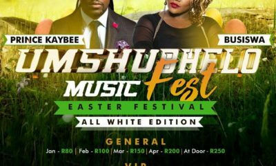Kwesta announces first two artists for upcoming Umshubhelo Music Fest