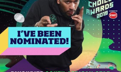 AKA nominated for a Nickelodeon Kids' Choice award