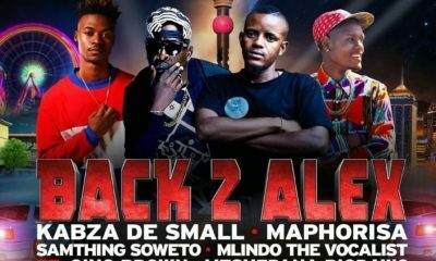 DJ Maphorisa to perform at Back 2 Alex event