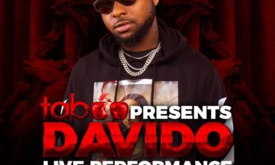 DJ Maphorisa and Davido to perform at Taboo tonight
