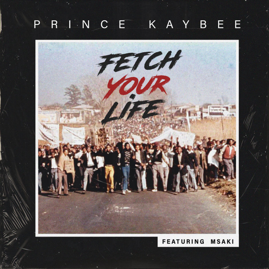 Prince Kaybee's Fetch Your Life tops South African weekly radio playlists