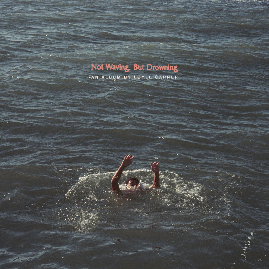 Image result for Loyle Carner - Not Waving, But Drowning