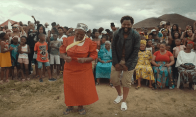 Watch Sjava's Umama music video