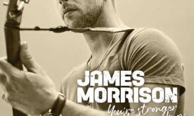 Listen to James Morrison's latest album, You're Stronger Than You Know
