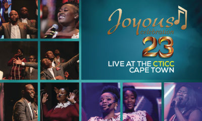 Listen to Joyous Celebration's new single, Thabang Le Nyakalle