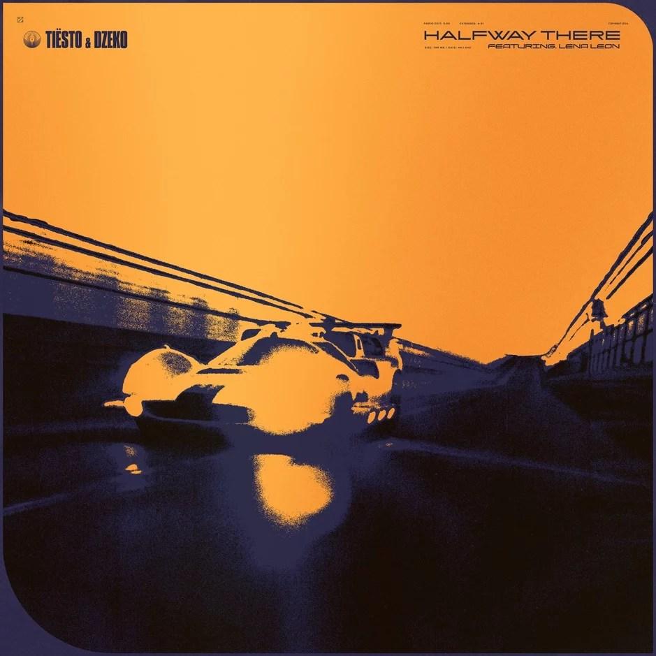 Tiësto & Dzeko - Halfway There feat. Lena Leon ile ilgili görsel sonucu