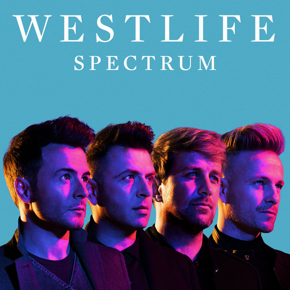 Westlife announces new album, Spectrum