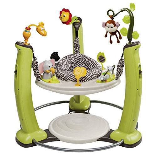 Evenflo ExerSaucer Learn Jumper Jungle