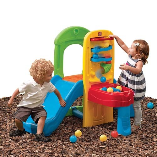 Step2 Play Ball Fun Climber With Slide Review