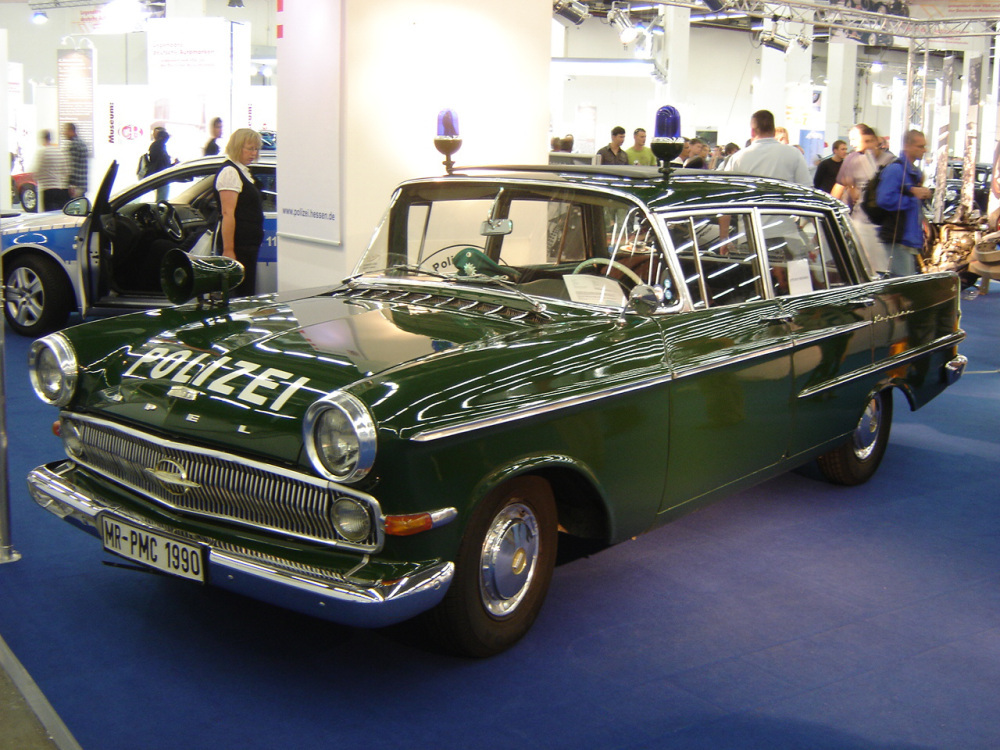 Car Belvedere 1959 Police Plymouth