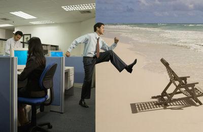 Отпуск с последующим увольнением - пошаговая инструкция