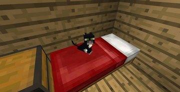 Как пользоваться кроватью в Майнкрафте