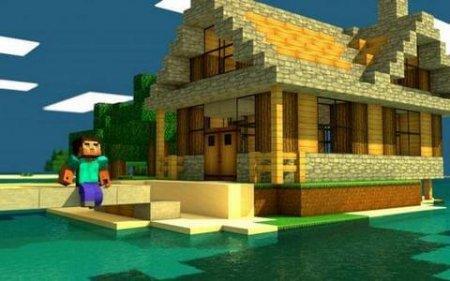 Pagdaragdag ng isang kaibigan sa Privat sa Minecraft.