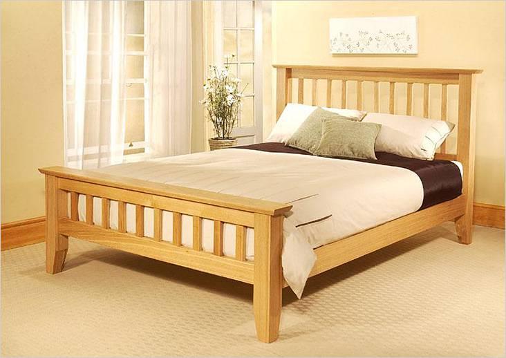 Για να κάνετε ένα τέτοιο κρεβάτι, θα πρέπει να εργαστείτε καλά
