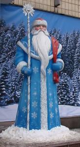 圣诞老人的出现
