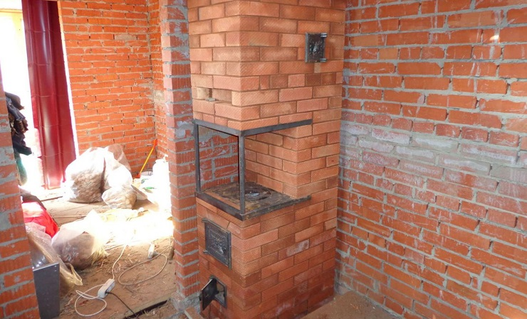 Oven for cottage