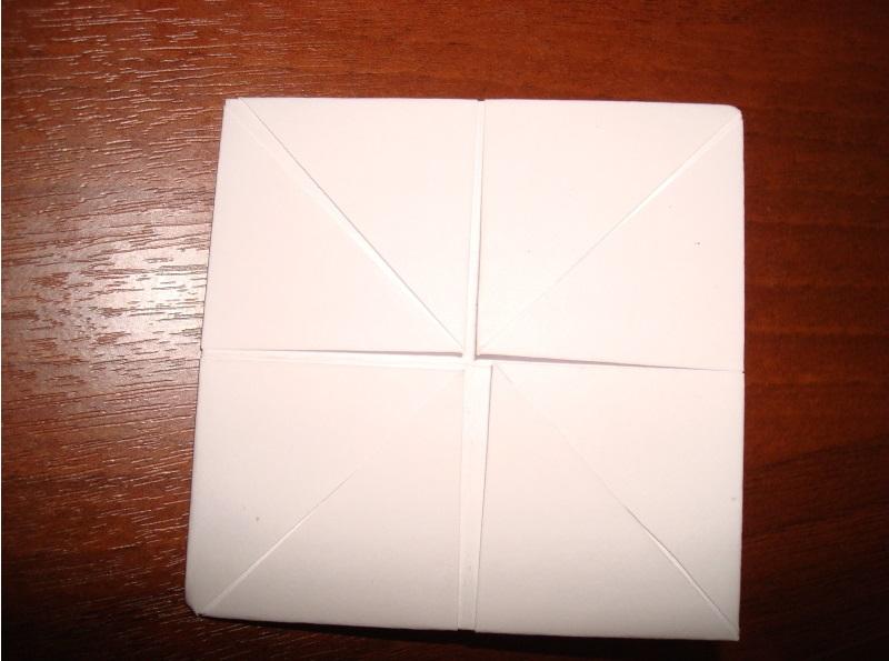 Hoe maak je een boot van papier? Instructie opvouwbare papierboot Doe het zelf Stap 60