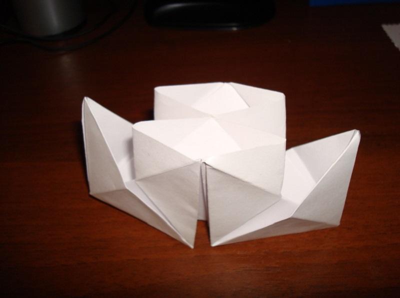 Hoe maak je een boot van papier? Instructies voor opvouwbare papierboot Doe het zelf stap 67