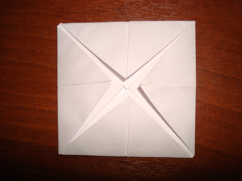 How to make a boat from paper? Folding Paper Ship Instructions with your own hands Stage 56