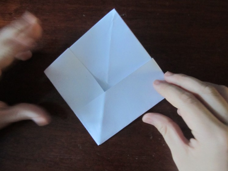 How to make a boat from paper? Instruction folding paper boat do it yourself step 22