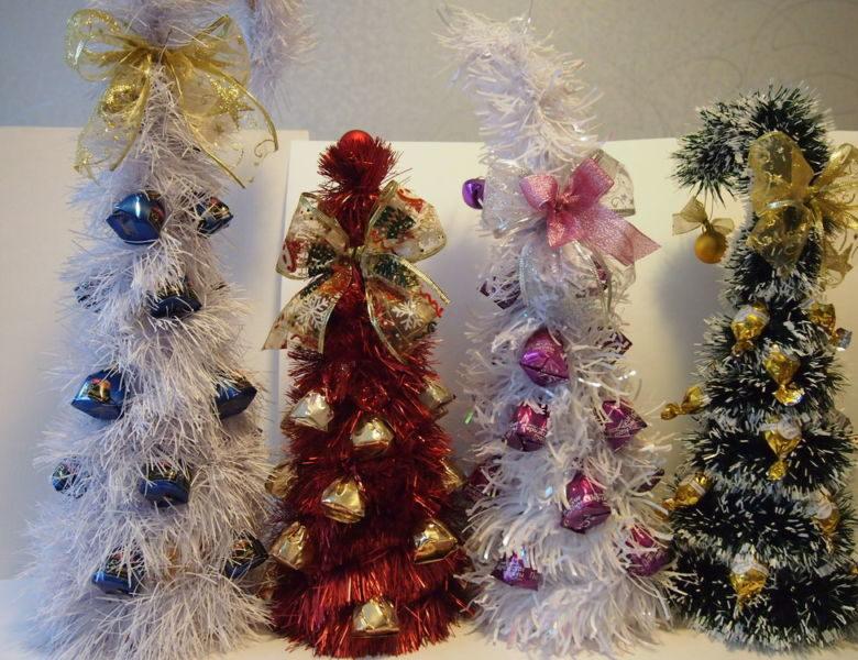 Árvore de Natal com as mãos para o ano novo e # 8212; Idéias de fotografias e mestres estágio 56