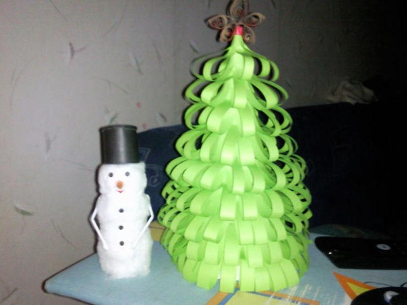 Árvore de Natal com as mãos para o ano novo e # 8212; Ideias fotográficas e mestres estágio 136