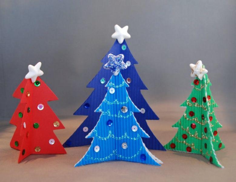 Árvore de Natal com as mãos para o ano novo e # 8212; Ideias fotográficas e mestres estágio de classes 138