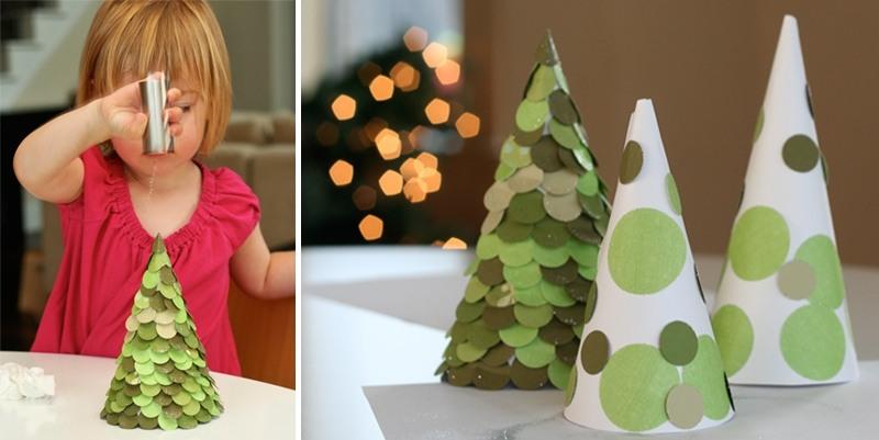Жаңа жылдық шыршасы бар жаңа ағаш & # 8212; Фото идеялар және шеберлік сабақтары 20-кезең