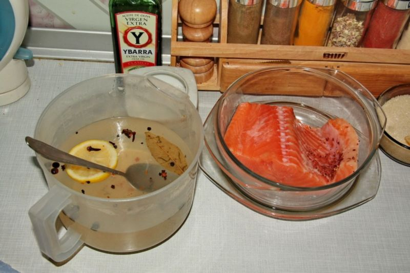 Salmon sốt muối thấp & # 8212; 7 Giải công thức nấu ăn cá hồi tại sân khấu 25