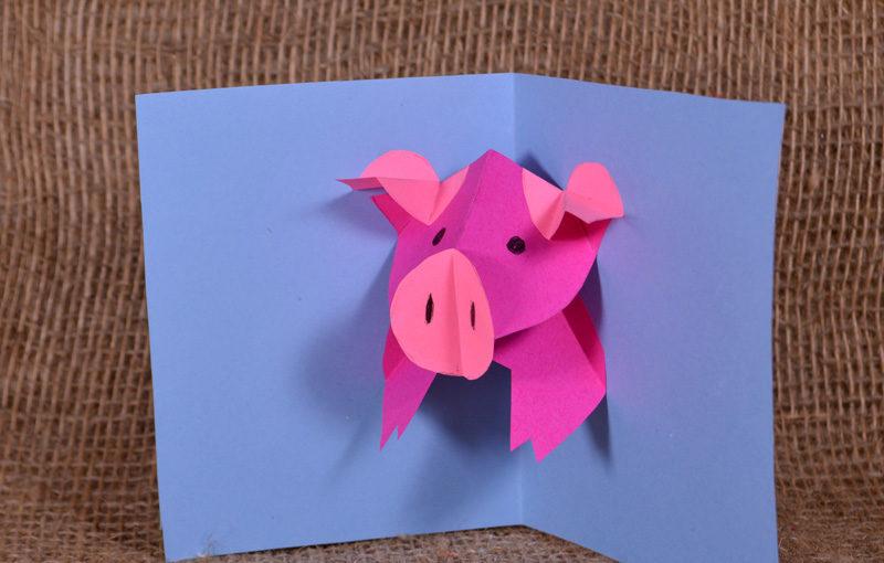 کارت پستال های سال نو آن را برای کودکان انجام می دهند: کلاس های کارشناسی ارشد و قالب های کارت پستال برای سال نو 2021 مرحله 119