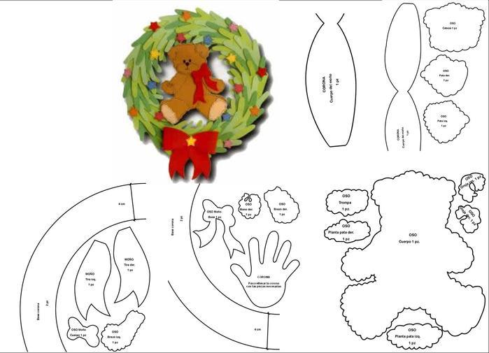 Жаңа жылдық гүл шоқтарын өзіңіз жасайды. Үй сатысында гүл шоқтарын өндіруге арналған 12 шеберлік сабағы 85