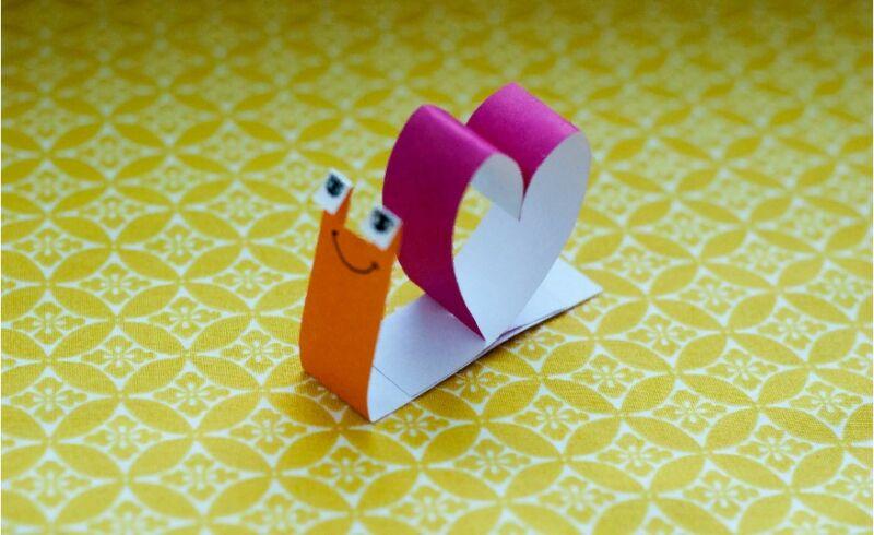 वेलेंटाइन डे के लिए DIY इसे अपने बच्चों के लिए करें: 14 फरवरी चरण 65 को शिल्प के सबसे सुंदर विचार