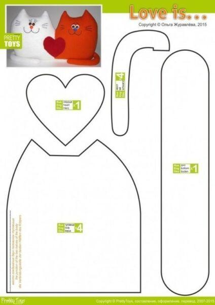 वेलेंटाइन डे के लिए DIY बच्चों के लिए अपने हाथों के साथ: 14 फरवरी चरण 86 को शिल्प के सबसे सुंदर विचार