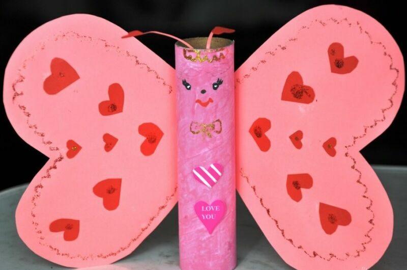 बच्चों के लिए अपने हाथों से वेलेंटाइन दिवस के लिए DIY: 14 फरवरी चरण 10 को शिल्प के सबसे सुंदर विचार