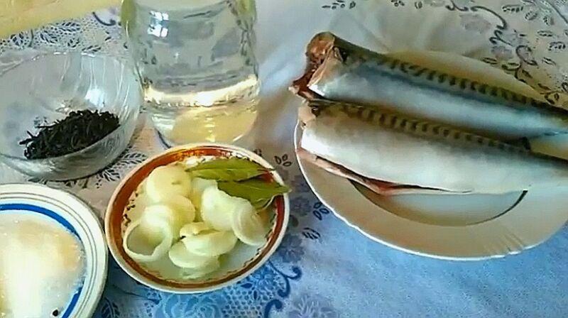 Mackerel ướp ở nhà: 7 công thức nấu ăn ngon 33