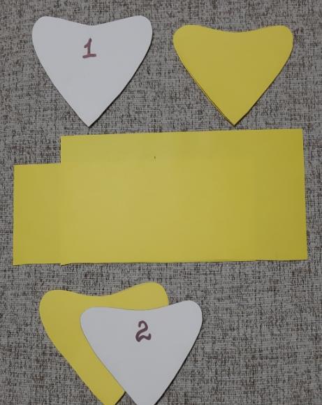 Paper Flowers & # 8212; Mga scheme at mga template para sa paglikha ng mga kulay ng papel na yugto ng 19.
