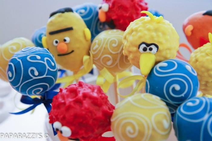 Kara S Party Ideas Sesame Street Party Ideas Planning Idea