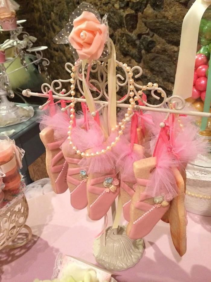 Kara S Party Ideas Sweet Ballerina Themed 1st Birthday