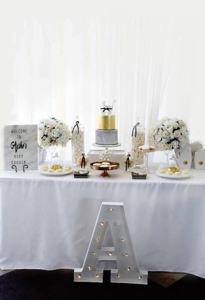 Fancy Bridal Shower Ideas