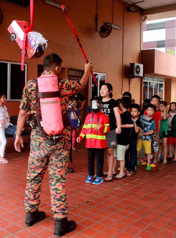 Kara S Party Ideas Firefighter Birthday Party Kara S