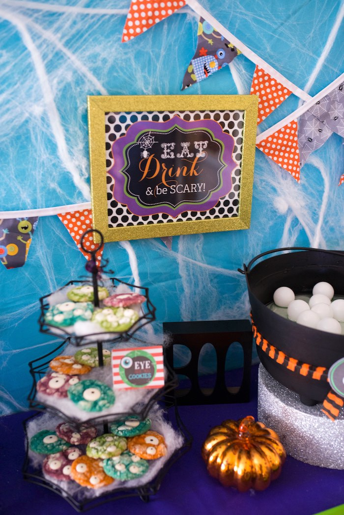 Halloween Treat Printables