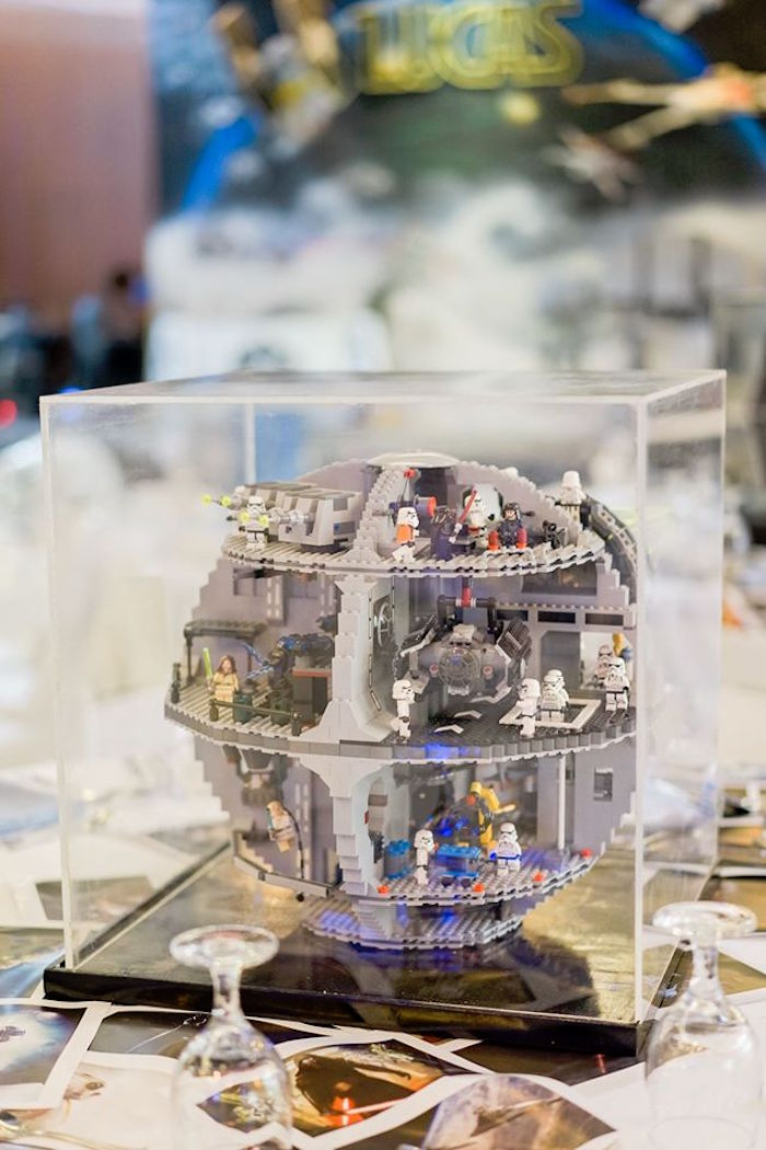 Star Wars Wedding Centerpiece Ideas