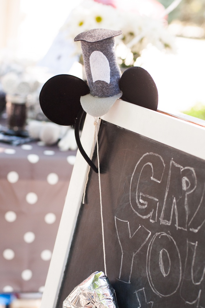 Kara S Party Ideas Steamboat Willie Classic Mickey Mouse