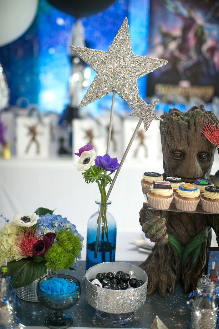 Kara S Party Ideas Quot Guardians Of The Galaxy Quot Birthday