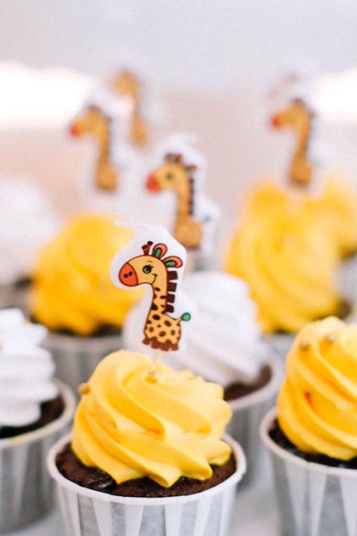 Kara S Party Ideas Little Giraffe Birthday Party Kara S