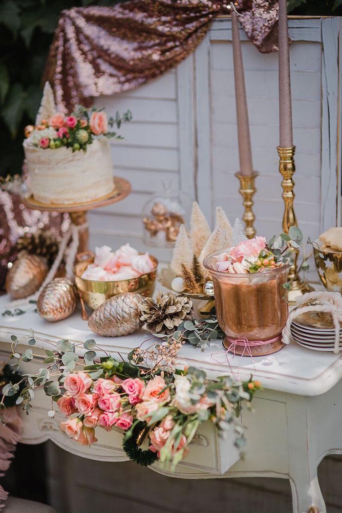 Winter Theme Decorations
