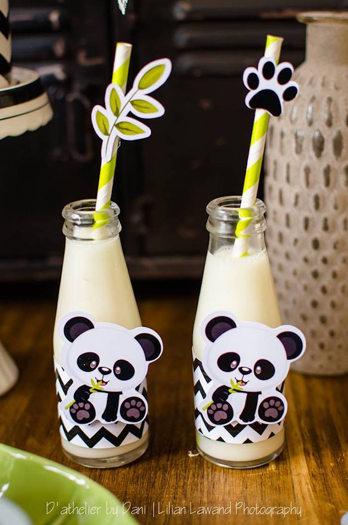 Kara S Party Ideas Panda Lover Birthday Party Kara S
