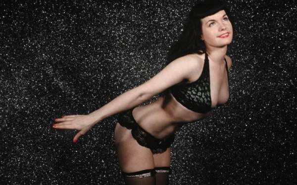 bettie page color # 48
